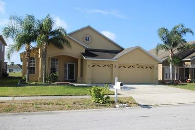 Tampa Single Family Home For Sale: 10407 Meadow Spring Drive