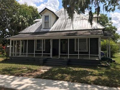 Saint Cloud Single Family Home For Sale: 723 New York Avenue
