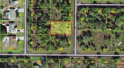 Port Charlotte Residential Lots & Land For Sale: 24 Total Buildable Lots - 401 Calendar St