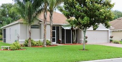 Plant City Single Family Home For Sale: 3308 Kilmer Drive