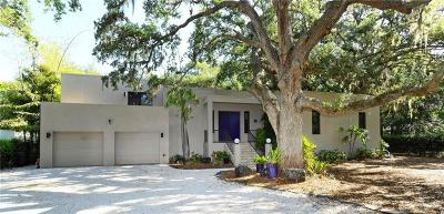 Sarasota Single Family Home For Sale: 1331 Quail Drive