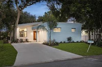 Sarasota Single Family Home For Sale: 3814 Iroquois Avenue