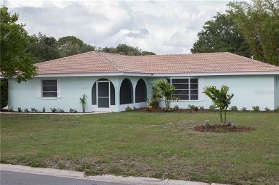 Single Family Home For Sale: 119 Da Vinci Drive