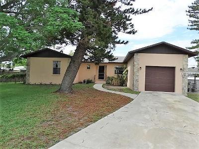 Bradenton Single Family Home For Sale: 4528 87th Street Court W