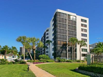 Sarasota FL Condo For Sale: $749,000