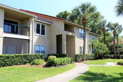 Sarasota Condo For Sale: 4002 Crockers Lake Boulevard #125
