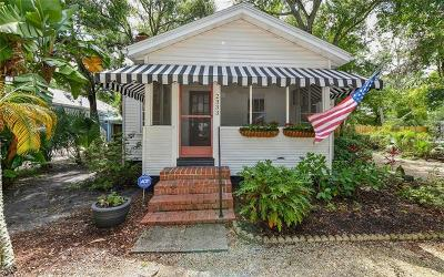 Sarasota Single Family Home For Sale: 2333 Mietaw Drive