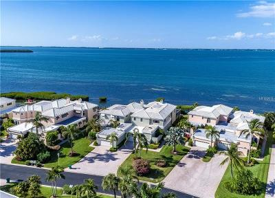Longboat Key Single Family Home For Sale: 3520 Mistletoe Lane