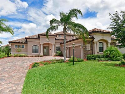Lakewood Ranch Single Family Home For Sale: 13107 Bridgeport Crossing