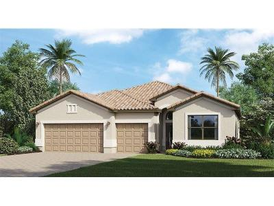 Bradenton FL Single Family Home For Sale: $303,298