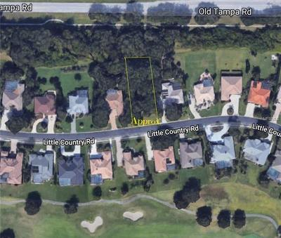 Parrish Residential Lots & Land For Sale: 3832 Little Country Road