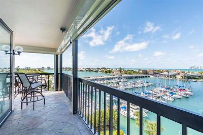 St Pete Beach Condo For Sale: 9525 Blind Pass Road #701