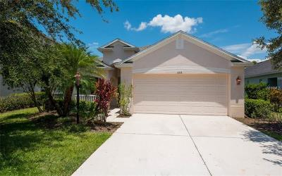Lakewood Ranch, Lakewood Rch, Lakewood Rn Single Family Home For Sale: 6218 Blue Runner Court