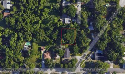 Tampa FL Residential Lots & Land For Sale: $45,000