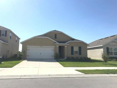 Bradenton Single Family Home For Sale: 15623 Rose Grove Drive