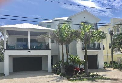 BRADENTON Single Family Home For Sale: 2207 Avenue C