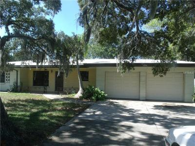 Sarasota Single Family Home For Sale: 1925 Upper Cove Terrace