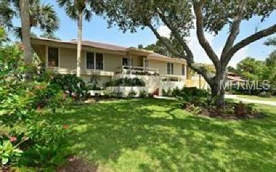 Longboat Key Single Family Home For Sale: 3340 Bayou Sound