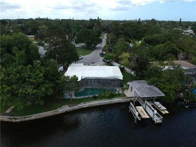 Nokomis Single Family Home For Sale: 213 Pompano Lane