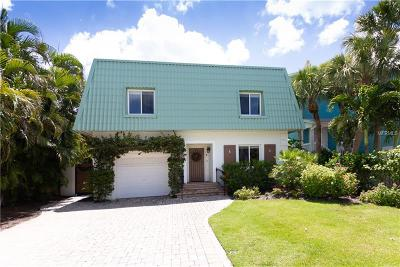 Sarasota Single Family Home For Sale: 355 N Washington Drive