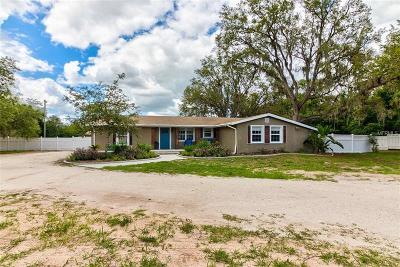 Myakka City Single Family Home For Sale: 23555 Jennings Road
