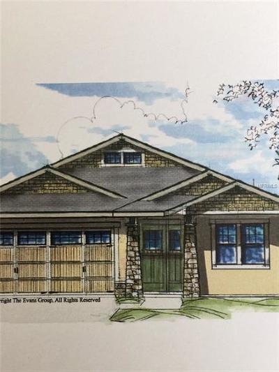 Manatee County Single Family Home For Sale: 5727 Magnolia Ridge Place