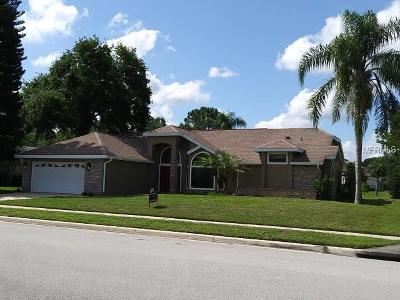 Winter Park Single Family Home For Sale: 4393 Steed Terrace