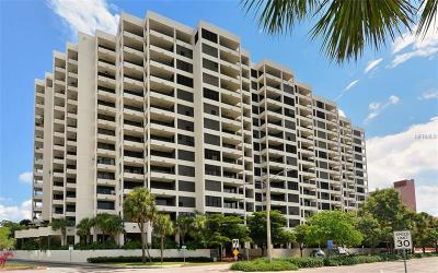 Sarasota FL Condo For Sale: $769,000