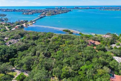 Sarasota FL Residential Lots & Land For Sale: $1,950,000