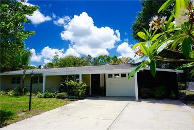 Sarasota Single Family Home For Sale: 2735 Grove Place