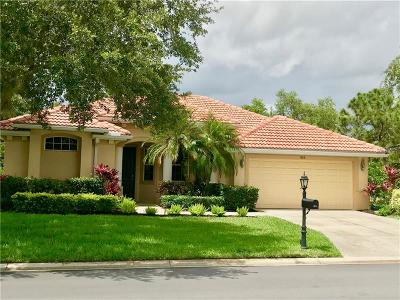Bradenton Single Family Home For Sale: 9814 Discovery Terrace