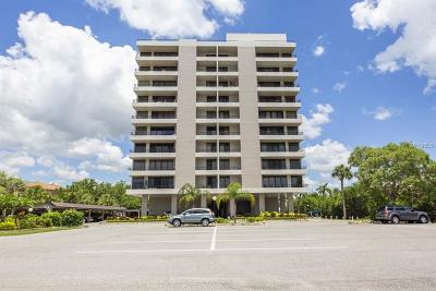 Sarasota Condo For Sale: 6415 Midnight Pass Road #808