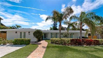 Anna Maria Single Family Home For Sale: 715 Holly Road