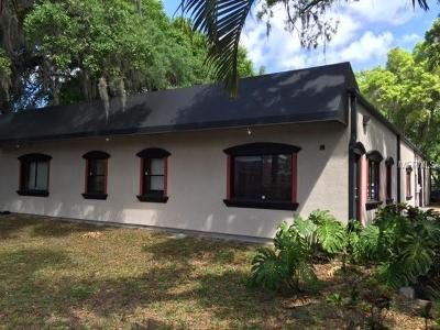Manatee County Commercial For Sale: 1625 Manatee Avenue E