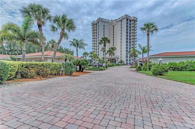 Longboat Key Condo For Sale: 2525 Gulf Of Mexico Drive #9B