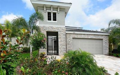Bradenton Single Family Home For Sale: 4007 5th Avenue NE
