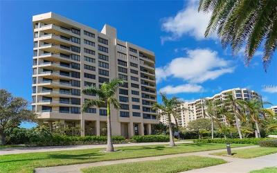 Longboat Key Condo For Sale: 1211 Gulf Of Mexico Drive #104