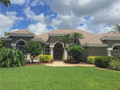 Bradenton Single Family Home For Sale: 7502 Pine Valley Street
