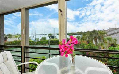 Longboat Key Condo For Sale: 3440 Gulf Of Mexico Drive #9
