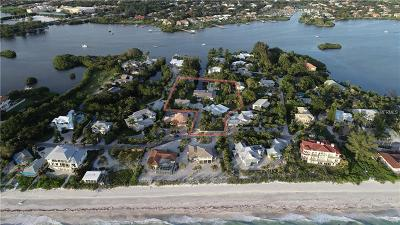 Nokomis Single Family Home For Sale: 3752 & 3750 Casey Key Road