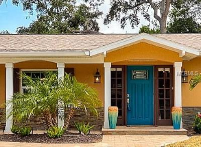 Sarasota Single Family Home For Sale: 2515 Waldemere Street