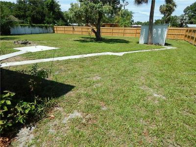 Sarasota FL Residential Lots & Land For Sale: $275,000