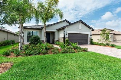 Bradenton Single Family Home For Sale: 16926 Winthrop Place