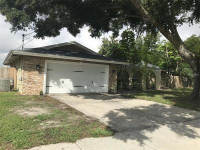 Clearwater Single Family Home For Sale: 1649 Palmetto Street