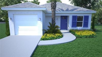 Bradenton FL Single Family Home For Sale: $190,000