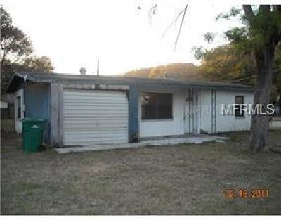 Bradenton FL Single Family Home For Sale: $75,000