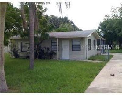 Bradenton Single Family Home For Sale: 5603 24th Street W