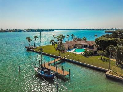 Sarasota Single Family Home For Sale: 545 McKinley Drive