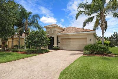 Bradenton Single Family Home For Sale: 9004 Hammock Edge Place