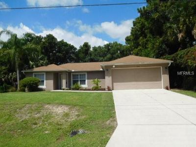 Single Family Home For Sale: 3753 Enid Lane